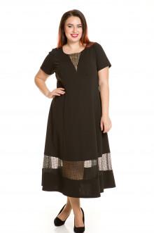 Платье 598 Luxury Plus (Черный)