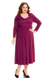 Платье 661 Luxury Plus (Розовый)
