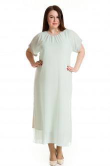 Платье 701 Luxury Plus (Светло-зеленый)