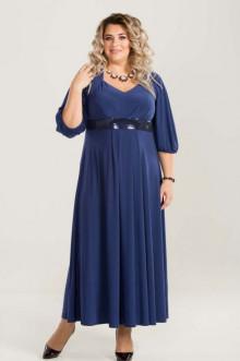 Платье 669 Luxury Plus (Синий)