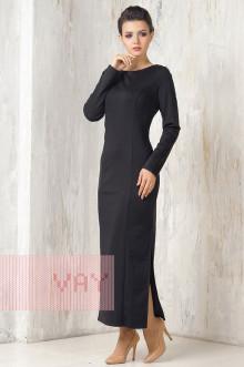 Платье женское 3327 Фемина (Черный)
