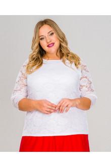 Блуза 152905 ЛаТэ (Белый)