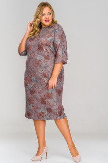 Платье 151004 ЛаТэ (Мультиколор)