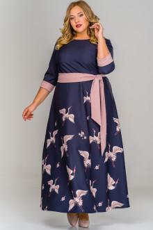 Платье 155612 ЛаТэ (Мультиколор)