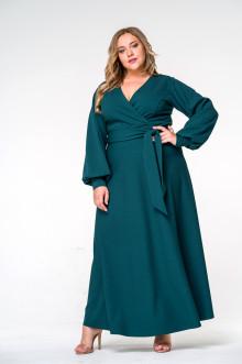 Платье 1416803 ЛаТэ (Зеленый)