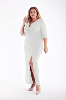 Платье 1213205 ЛаТэ (Белый)