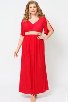"""Платье """"Красотка"""" Лина (Красный)"""