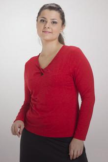"Блуза ""СКС"" 857 (Красный)"