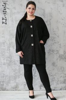 "Кардиган ""Её-стиль"" 6020 ЕЁ-стиль (Черный)"