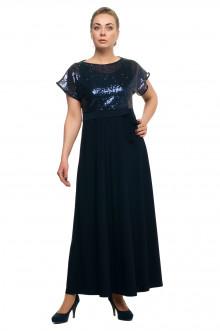 "Платье ""Олси"" 1705026/2V ОЛСИ (Темно-синий)"