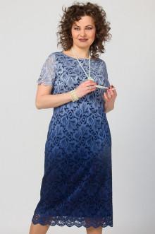 """Платье """"СКС"""" 2803 (Синий)"""