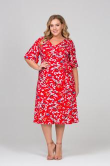 """Платье """"Серайз"""" Intikoma (Красный)"""
