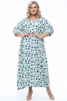 Платье 1741-264 Грация Стиля (Фисташка)