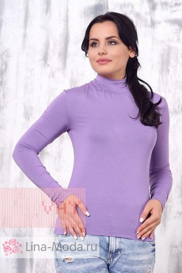 Блуза ВК-21 Фемина (Сирень)