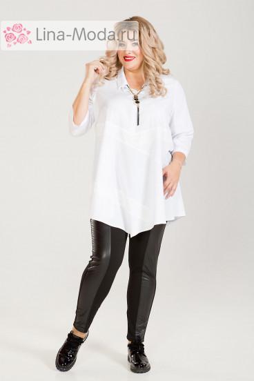 Блузка 625 Luxury Plus (Белый)