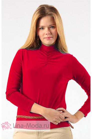 "Блуза ""СКС"" 03 (Красный)"